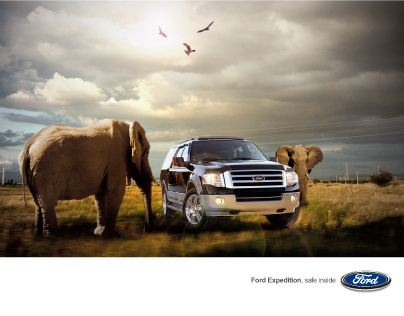 Ford Expedition KSA 2008