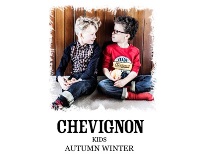 Chevignon Kids A/W 2013