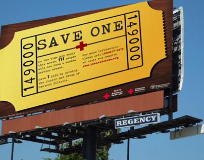 Save One (Red Cross)