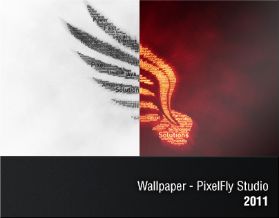 Wallpaper Pixelfly