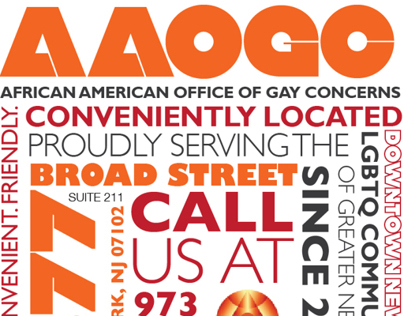 African American Office of Gay Concerns