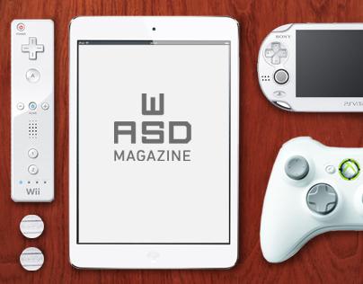 Revista Ipad - WASD