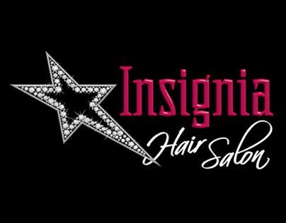 Insignia Hair Salon Branding