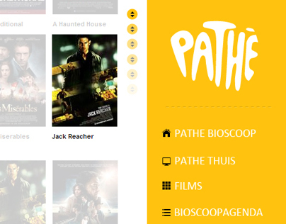 Pathe / iPad Mini Application