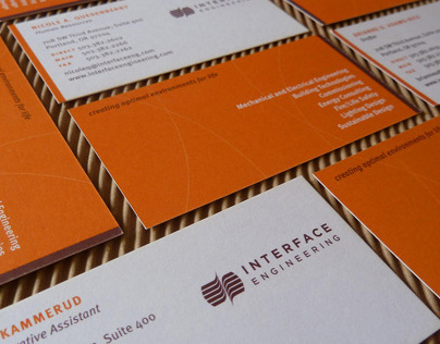 Interface Engineering Branding