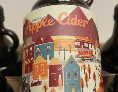 Apple Cider Packaging