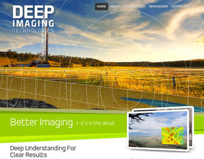Deep Imaging Technologies Website
