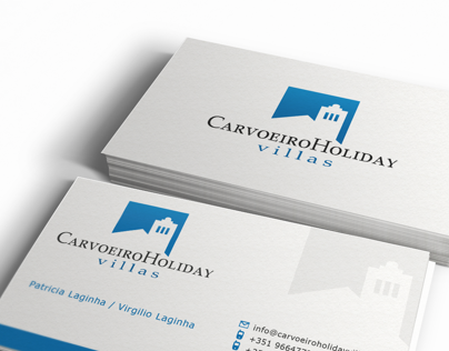 Branding - Carvoeiro Holiday Villas