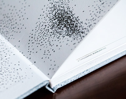 Typographic Murmuration
