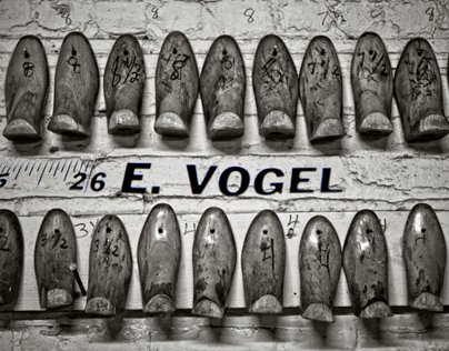 E Vogel {Custom Boots and Shoes}
