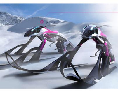 Burton Boreas - Snowracer