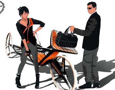 Biomega Urban Trike