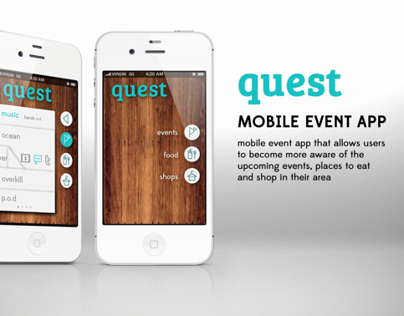 Quest: Mobile Event App