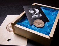 Ugmonk 2nd Anniversary Collectors Set