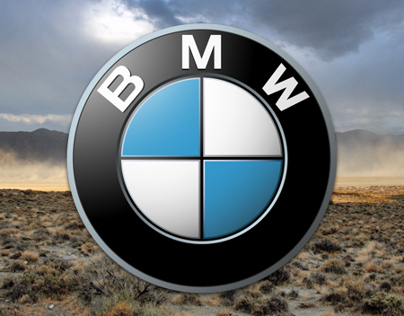 BMW / Open Terrain - parallax scroll