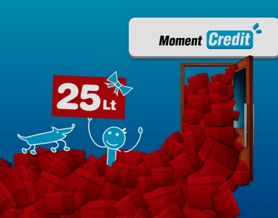 Moment Credit Animation