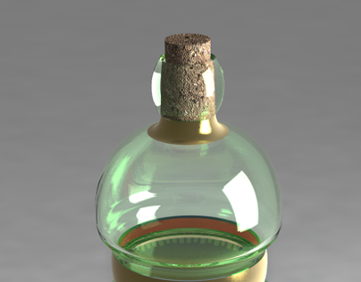 olive oil bottle design