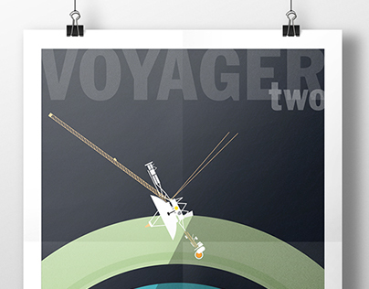 Voyagers Poster Project