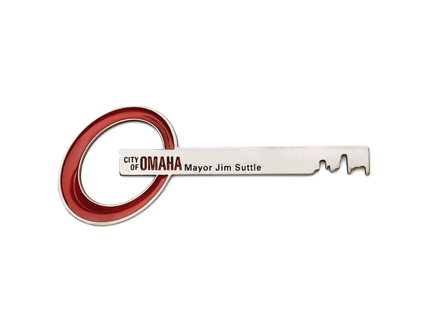 The Key to the City of Omaha, Nebraska