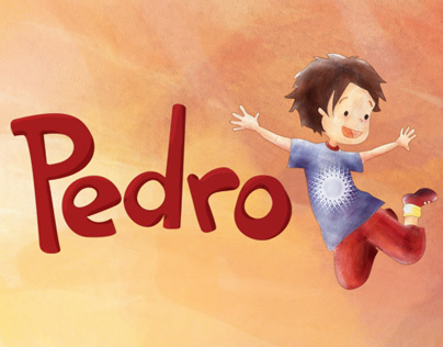 Pedro, a new book