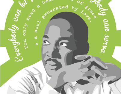 MLK, Jr. Event Series