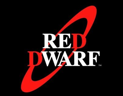 my fan art of an old tv show, Red Dwarf