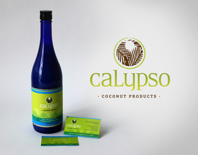Branding for Calypso Coconut Products