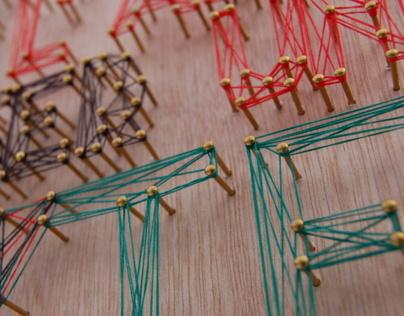 Weave Type - Handmade Font