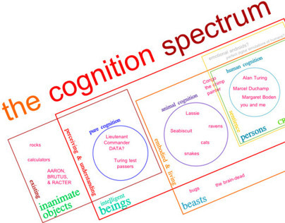The Cognition Spectrum