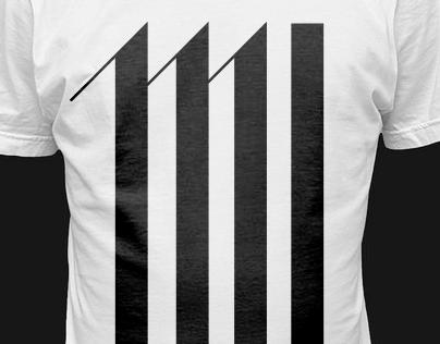 Initials t-shirts