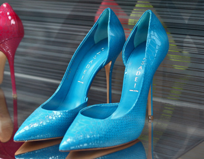 Shoes Selection - Milan S/S 2012