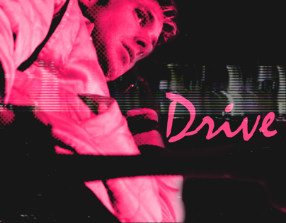 Drive - Fan Artwork