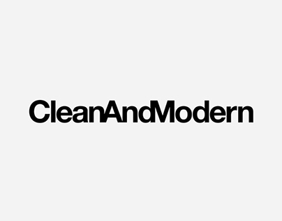 CleanAndModern