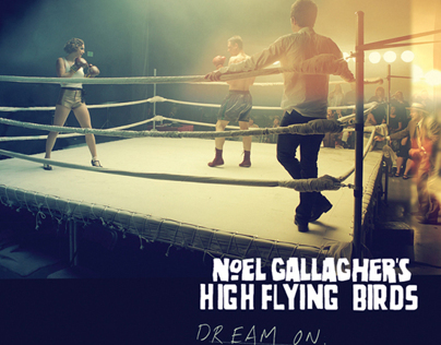 Noel Gallaghers High Flying Birds:  Dream On