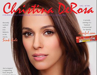 Christina DeRosa • Actor, Singer, Model