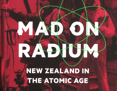 Book design | Mad on Radium