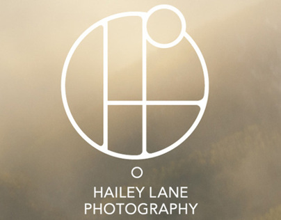 Hailey Lane Photography Visual Identity