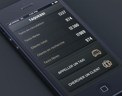 Taquessi iPhone app