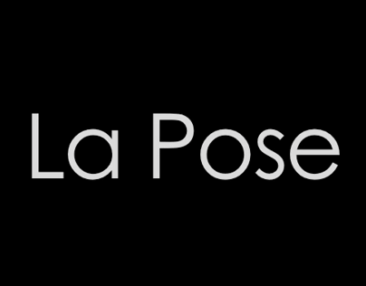 Music & Sfx - La Pose (Short Film)