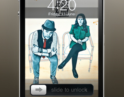 Jesse y Joy App Iphone 4