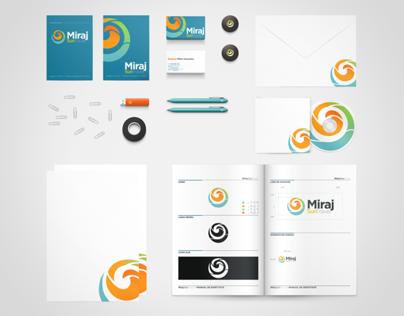 MirajSunTravel   Branding