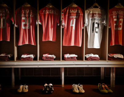 The Locker Room S L BENFICA