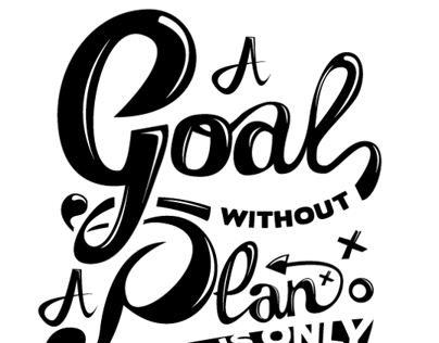 A Goal Without a Plan - Agape Family Church