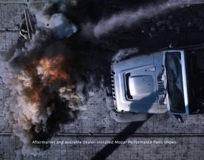 Jeep: Call of Duty Tie-In Spot