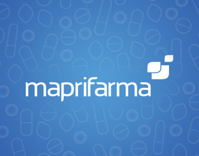 Maprifarma - Logo Proposal