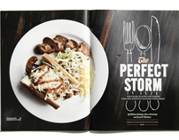 Perfect Storm Food Feature