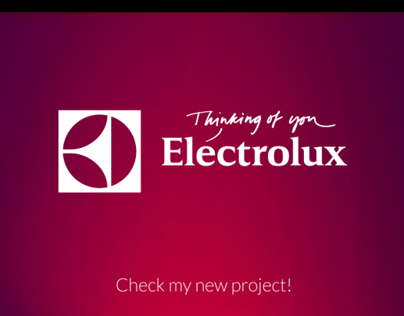 Electrolux + Home&You :: E-Commerce