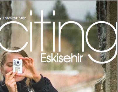 Concept Magazine - Exciting Eskisehir