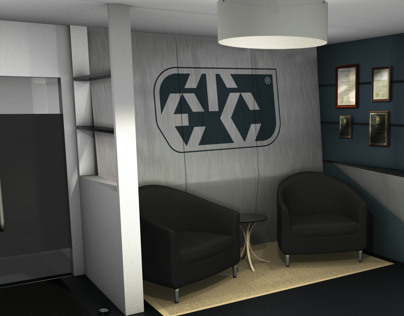 Proposed lobby redesign for ETC