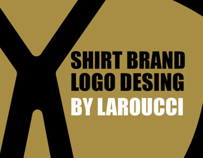 SHIRT BRAND LOGO DESIGN